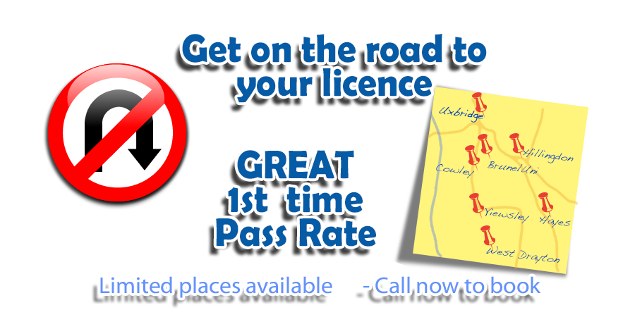 Driving lessons with A4 Learners